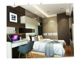 Jual Apartemen Kemang Village Tower Cosmopolitan Jakarta Selatan - 3 Kamar Tidur Fully Furnished