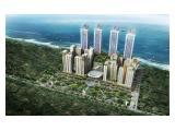 Dijual 2KT Apartemen Green Bay Pluit Jakarta Utara - Unfurnished Lantai 15