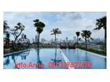 Dijual Cepat Apartemen Permata Hijau Suites Tower Evony Jakarta Selatan - 2 Kamar Tidur Unfurnished Fasilitas Premium