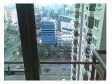 Jual Apartemen Mediterania Boulevard Kemayoran Jakarta Pusat - 2 Kamar Tidur Unfurnished