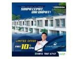 Jual Rumah Baru Bebas PPN 10%. Citra Garden 8. Exclusive dan Murah