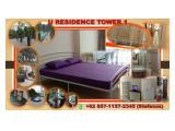 Disewakan Apartemen U-Residence Tower 1 Lippo Karawaci, Tangerang