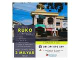 Dijual Ruko 2 Lantai Strategis di Semarang Dekat Masjid Agung Jawa Tengah