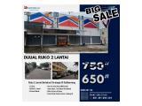 Dijual Murah Ruko 2 Lantai Strategis di Kalibanteng Semarang Selangkah ke RS Colombia