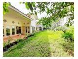 Jual Rumah Klasik Istimewa Tanah Luas Strategis di Pusat Kota Magelang