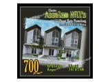 Rumah 2 Lantai Pamulang Siap Huni