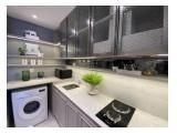 Dijual Murah Apartemen Casa Grande Phase 2 Jakarta Selatan - Tower Bella 2 Kamar Tidur Fully Furnished