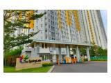 Dijual BU Murah Harga Rugi Apartemen The Springlake Summarecon Bekasi - 2 Kamar Tidur Furnished, Harga Beli Rp 500 Juta, Jual hanya Rp 450 Juta