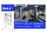 Rumah Griya Taman Asri blok G, Sidoarjo by  PT.  Pangkat Dewata Makmur
