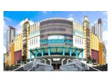 Disewakan  Kios Hoek  DI Thamrin City Jakarta Pusat  Lantai dasar