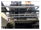 Dijual Rumah Minimalis 3 Lantai di Tebet Barat Dalam, Jakarta Selatan - 3 Kamar Tidur SHM