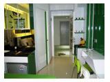 Jual Murah Apartemen Type Studio Full Furnish - Green Pramuka City Jakarta Pusat