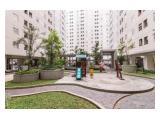 Jual Murah Apartemen Kalibata City Tower Gaharu - Type Studio Full Furnished