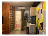 Jual Termurah Apartemen Kalibata City 2 Bedroom Selesai Renovasi Furnished + SHM Tinggal Huni