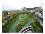 Dijual An Unfurnished Studio Apartment Gateway Ahmad Yani 669 Cicadas Bandung
