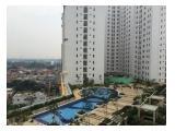Jual Cepat Murah Unit Bagus Apartemen Bassura City Tower Geranium Lt.02 View Taman, Cara Bayar Cash, Bessindo Properti Tower Flamboyan Lt. Dasar