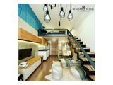 Beli Unit Studio Dapat 1 BR - Dijual Apartemen Bintaro Icon Tangerang Selatan (Tower Chrysant)