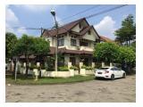 Jual Rumah Hoek di Kemang Pratama II, Bekasi - 5 Kamar Tidur Kondisi Bagus
