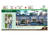 Citra Garden City,  Malang menghadirkan Cluster terbarunya, Spring Dal
