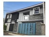 Rumah Modern Minimalis Dua Lantai Siap Huni