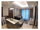 Disewakan Apartemen District 8 Senopati 2 bedroom 105sqm Fully Furnished