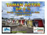 Rumah Subsidi Murah Tanpa DP Angsuran 900 Ribu di Boja BSB Mijen Semarang