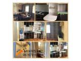 Apartemen Menteng Square Jakarta Pusat Dijual - Unit 2 Bedroom & 1 Bedroom, Furnished & Unfurnished - Banting Harga April 2021