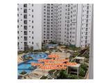 Dijual Exclusive Tower Elegant Unit Mumpung Murah 3 BR Jadi 2 BR Strata Title Bisa KPA Bassura City Jakarta Timur