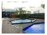Dijual / Disewakan Apartemen Springwood Residence Alam Sutra Serpong Tangerang - Studio 22 m2 Fully Furnished