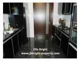Jual Apartemen Pakubuwono View Jakarta Selatan - 2 BR Fully Furnished - Unit Telah Direnovasi Mewah - Best Price Offer!