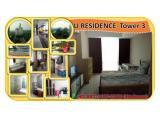 Disewakan Apartemen U-Residence Tower 3 Lippo Karawaci, Tangerang
