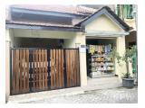 Rumah Dijual Cepat Semi Furnished di Manukan Lor VI Tandes Kota Surabaya