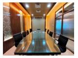 Siap Pakai! Sewa Ruang Kantor 254,50 sqm APL Tower at Central Park - Furnished