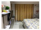 Dijual Apartemen The Mansion Kemayoran Jakarta Utara - 2 Kamar Tidur Fully Furnished Tower Aurora