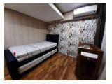 Jual Apartemen Maqna Residence Kebon Jeruk Jakarta Barat Lokasi Strategis - Type Loft 2 Lantai - 2 BR Furnished / 3 BR Non Furnished