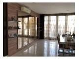 Dijual Rumah di Kemang Timur Jakarta Selatan - 3 Kamar Semi Furnished Ada Kolam Renang
