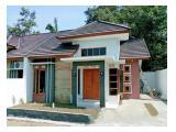 Rumah Modern Minimalis Di area Jalan Kaliurang km 13 Yogyakarta