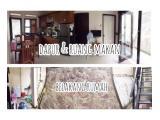 Rumah Dijual 2 Lt Full Furnished Posisi Depan Taman di Kota Balikpapan