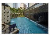 Dijual Apartemen Anandamaya Residence Sudirman Jakarta Pusat - Brand New 2 Bedrooms - 3 Bedrooms Fully Furnished di Jakarta Pusat