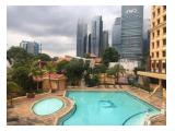 Dijual Apartemen Kusuma Candra, 2 Bedroom Semi Furnished, Good Condition di Jakarta Selatan