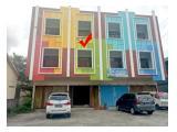 Ruko Jl. Ampera, Pontianak, Kalimantan Barat