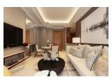 Sewa dan Jual Apartemen South Hills Kuningan, Jakarta Selatan - 1 BR / 2 BR / 3 BR Fully Furnished and Brand New