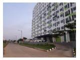 Dijual Apartemen Enviro di Jababeka Cikarang Industrial Estate - 1 Kamar Tidur Fully Furnished