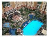 Jual Cepat Apartemen Mediterania Garden Residence 1 Tanjung Duren Jakarta Barat - 2 Kamar Tidur Furnished, Bagus, Strategis & Murah