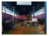 Dijual Pabrik di Komplek Pergudangan 99 , Salembaran, Kosambi, Tanggerang