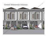 Rumah 500 Jutaan 2 Lantai Wonorejo Selatan Area Pandugo Rungkut MERR Surabaya