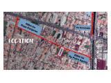 Kavling Rangkah 88, Surabaya. 200 jutaan dapat kavling tengah kota Surabaya