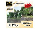 Tanah Pal 6, Pontianak, Kalimantan Barat