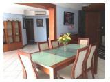 Disewakan Apartemen Taman Rasuna - 3BR+1 Fully Furnished Luas 160 m2