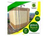 Dijual Apartemen The Spring Residence Tangerang Selatan - Studio / 1BR / 2BR / 3BR Full Furnished